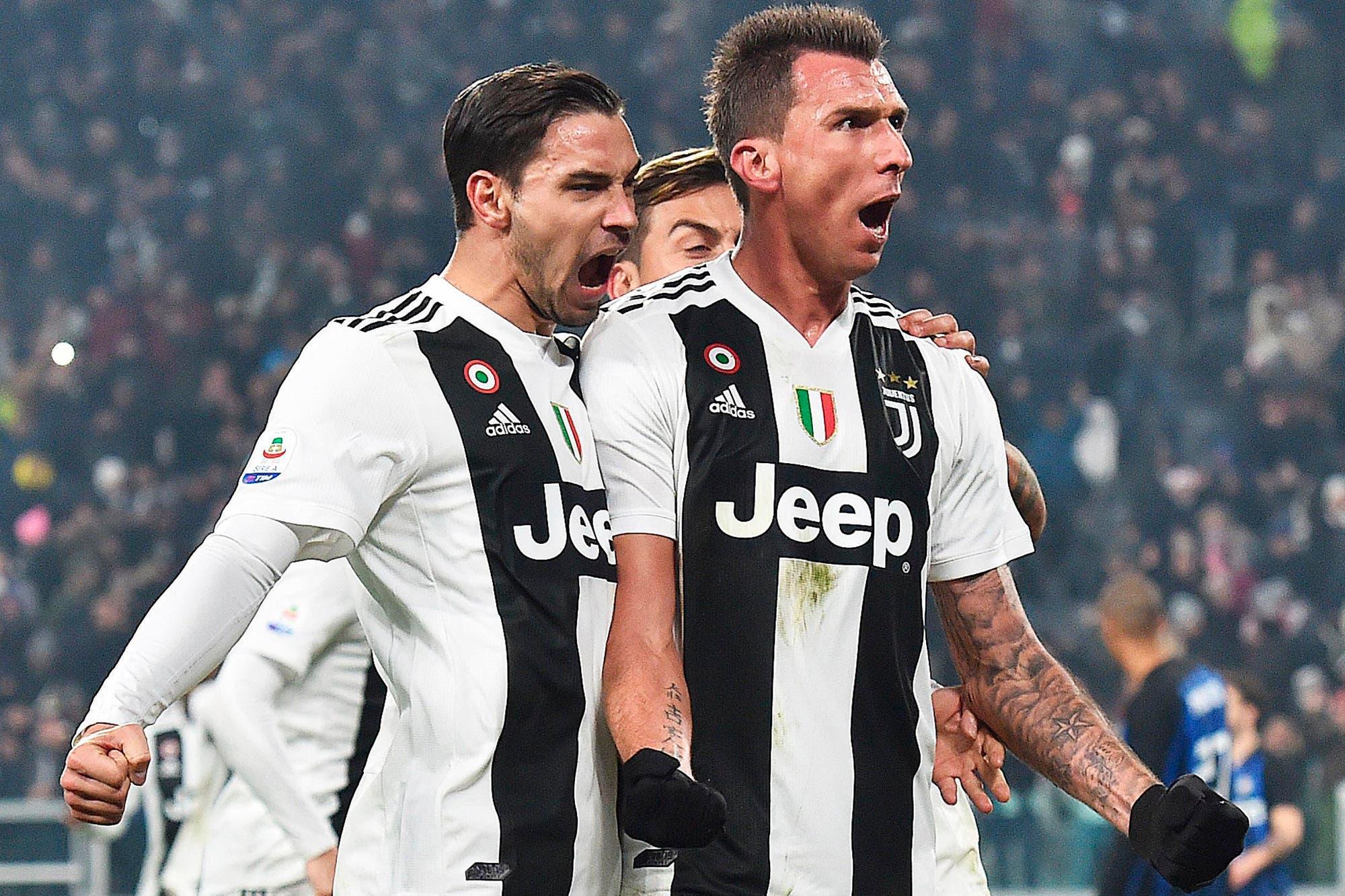 El Inter de Icardi perdonó a la Juventus de Dybala, que se quedó con el triunfo en el clásico