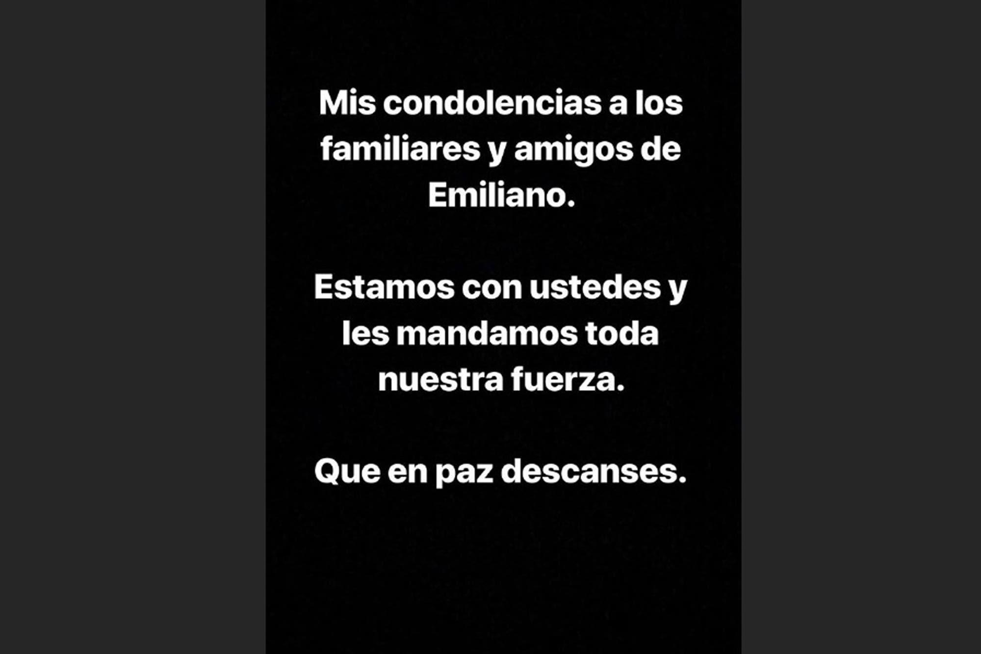 El mensaje de luto de Lionel Messi por el fallecimiento de Emiliano Sala