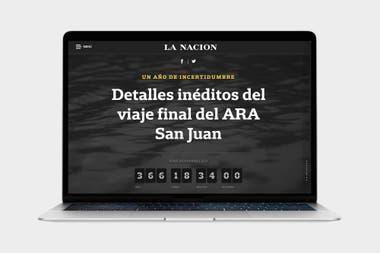 Un relato visual detallado para conmemorar la desaparición del submarino ARA San Juan