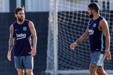 Messi y Suárez tendrán un compañero de lujo en ataque: Griezmann
