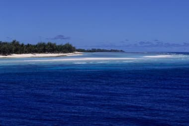 Con el aumento del nivel del mar por el derretimiento de las capas de hielo debido al cambio climático, una vez más Aldabra podría quedar bajo agua