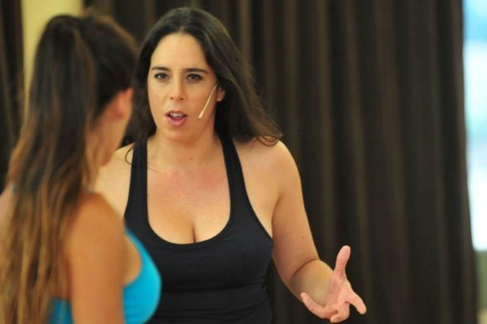 """Marina Calabró tildó de """"cartonera"""" a la coach de Griselda Siciliani"""
