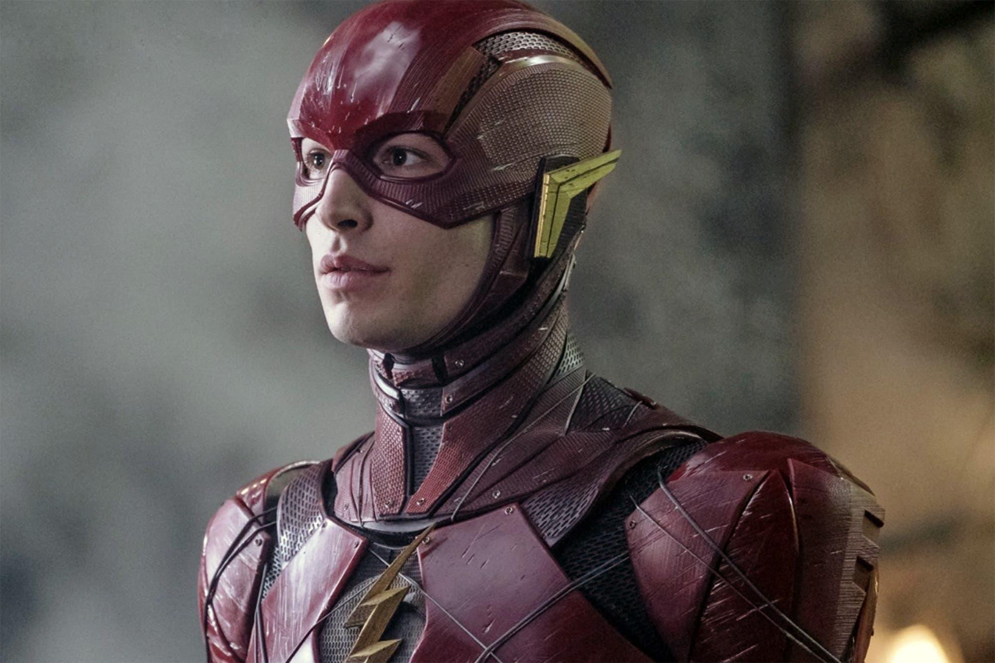 Primeras revelaciones sobre The Flash, el superhéroe que llega al cine de la mano del argentino Andy Muschietti