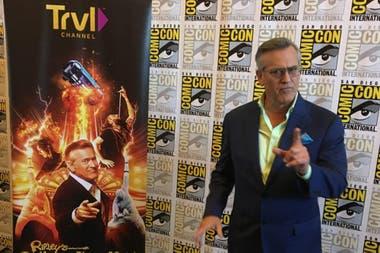 """Bruce Campbell, conductor de la nueva versión de """"Créase o no, de Ripley"""""""