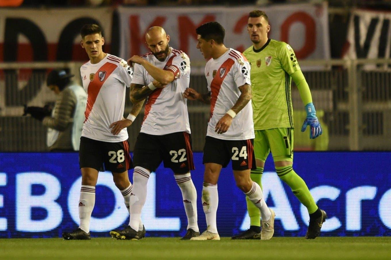River: el estado de Pinola, el incómodo debut ante Argentinos y los regresos para la revancha contra Cruzeiro