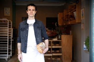 Masa Madre Argentino Así Es Atelier Fuerza La Panadería De