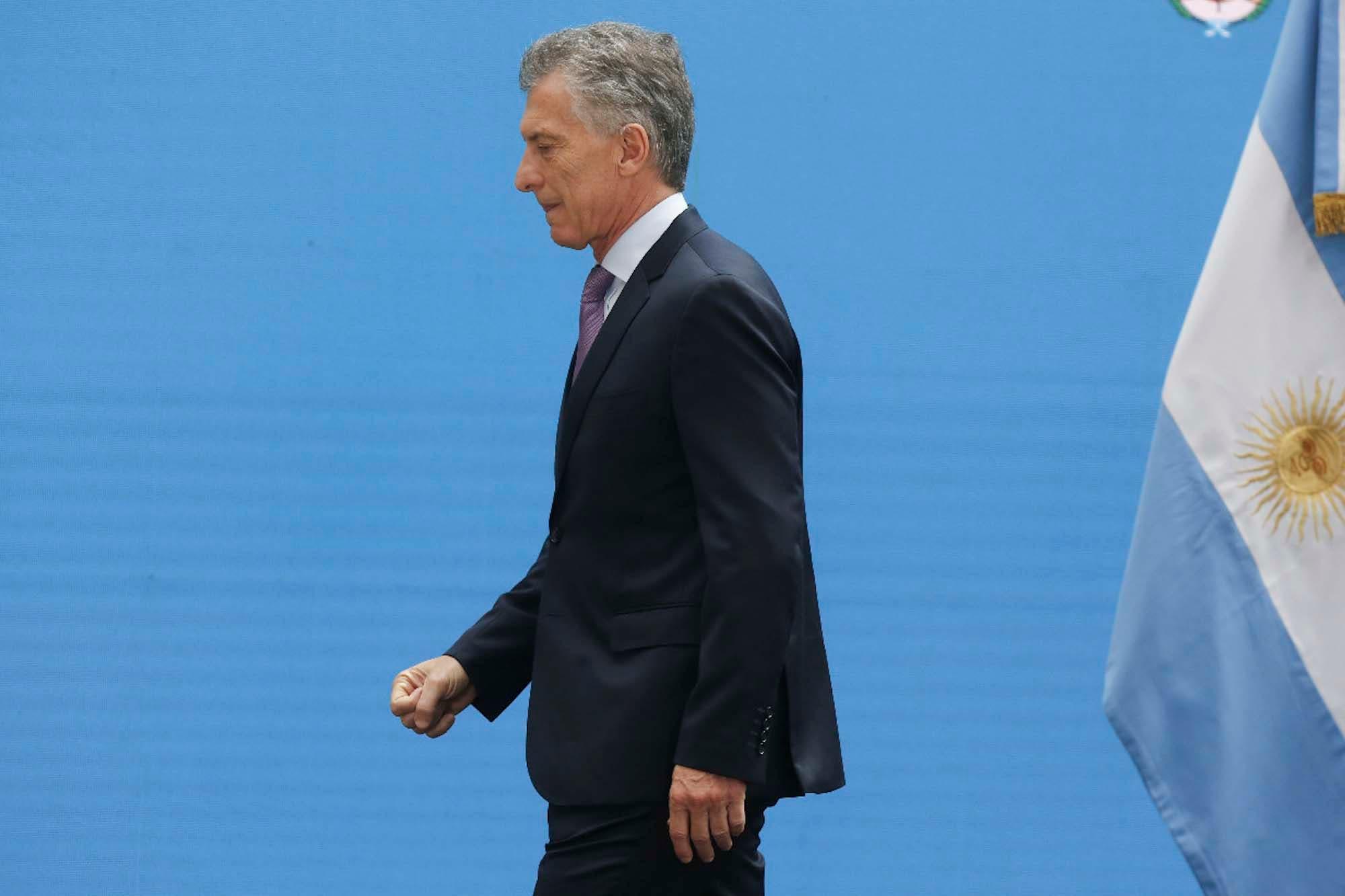 Macri utilizará por primera vez la cadena nacional para contar su herencia