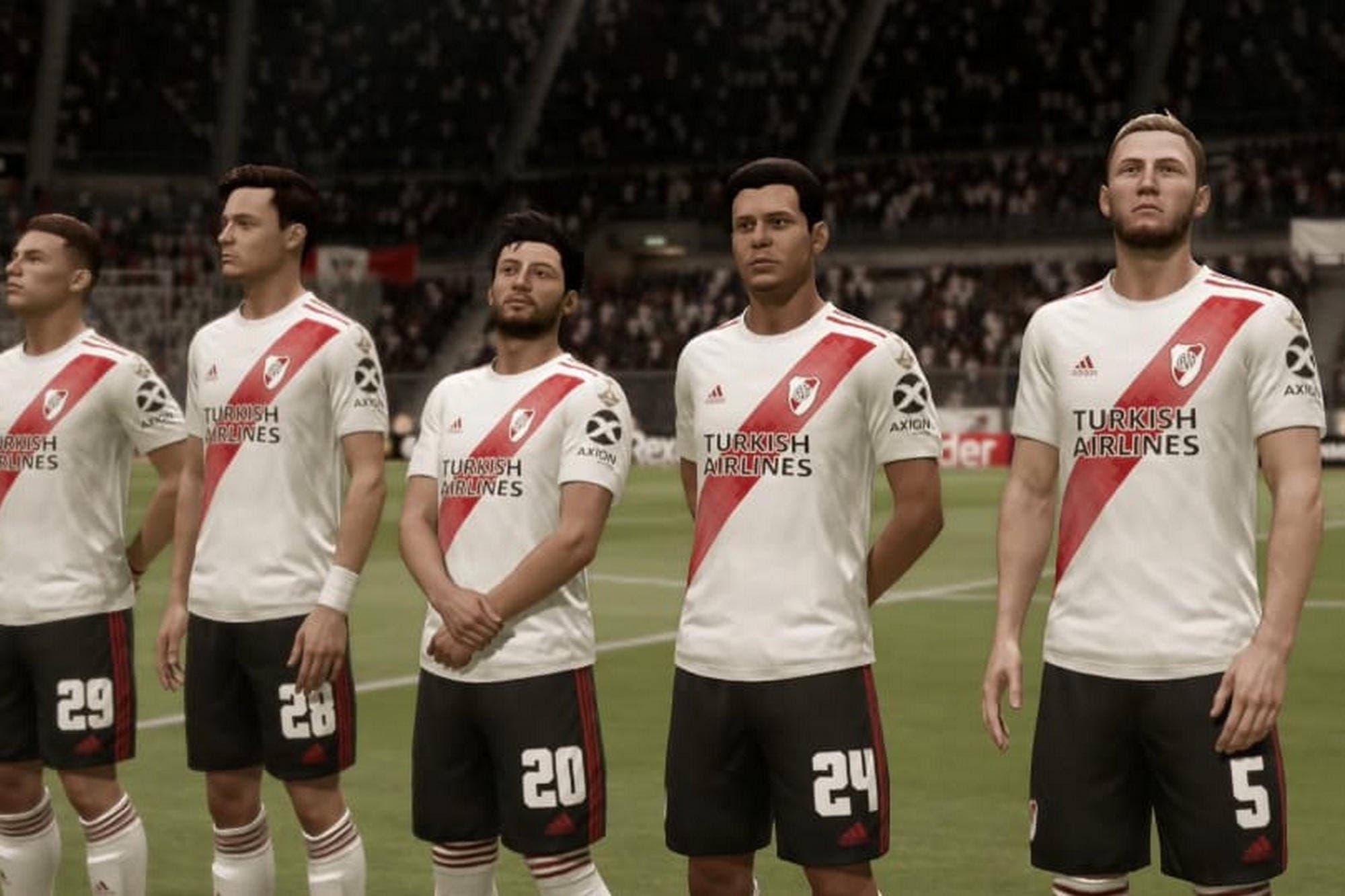 FIFA 20: Boca y River vuelven con un parche gratuito por la Copa Libertadores