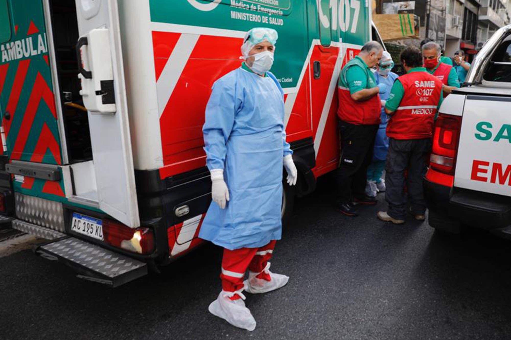 Coronavirus: hay 75 nuevos casos en el país y solo tres provincias todavía no tienen