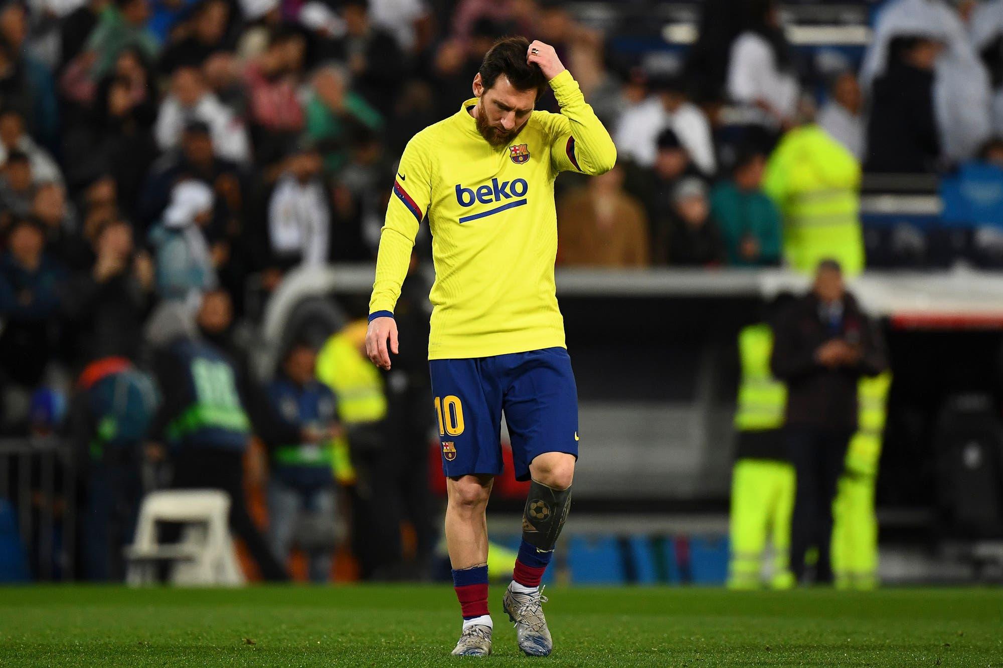 """Coronavirus. ¿Explota la burbuja? El fútbol va camino a la """"quiebra"""" y busca mecanismos de rescate para evitar el colapso si se extiende la cuarentena"""