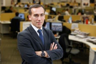 El periodista Hugo Alconada Mon fue víctima de espionaje ilegal