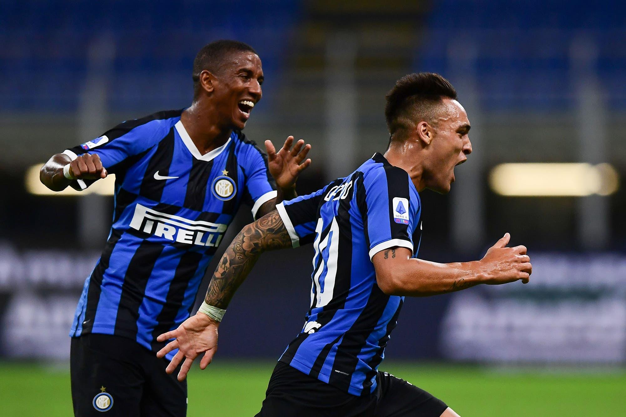 Inter-Torino, por la Serie A de Italia: Un gol y una asistencia de Lautaro Martínez en el triunfo y la vuelta a la titularidad