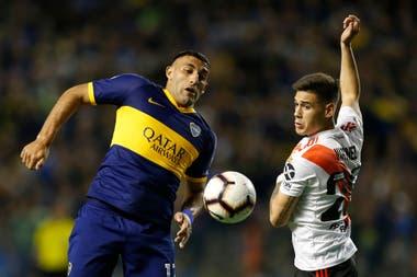 Wanchope y Martínez Quarta, frente a frente; Boca y River vuelven a jugar el jueves 17