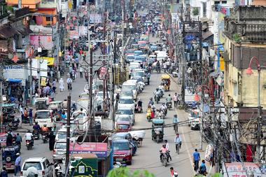 Casi el 25% de la población de Nueva Delhi tuvo coronavirus, según un estudio del National Center for Disease Control publicado en julio que pone en duda las cifras oficiales de contagios en la India