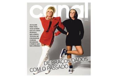 La tapa de Extra, de Globo, donde contó que la cuarentena la puso hiperactiva: escribe sus memorias, negocia para hacer una película sobre su vida y edita un documental sobre su última gira como cantante.