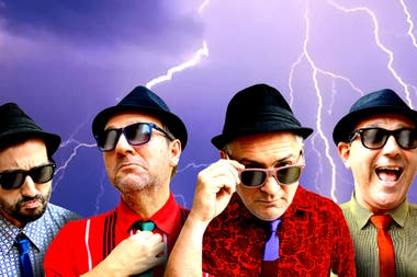 Rayos y Centellas, rock electrizante