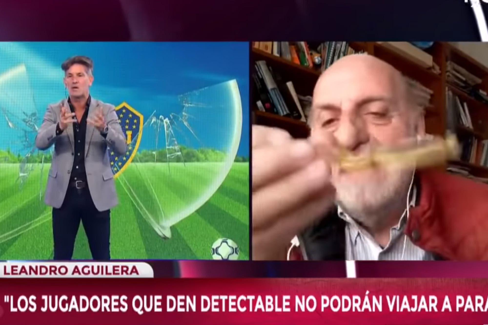 """Copa Libertadores: acalorado debate en TV sobre la validez histórica de un torneo """"anormal"""""""