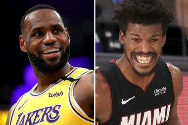 Comienza la final de la NBA entre Los Ángeles Lakers y Miami Heat