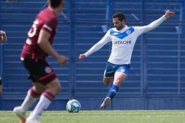 El parate del fútbol por la pandemia permitió que Fernando Gago volviera a las canchas y regresara con la camiseta de Vélez. Fue en un amistoso jugado en el José Amalfitani ante Lanús. El ex Boca, además, brilló con una asistencia.
