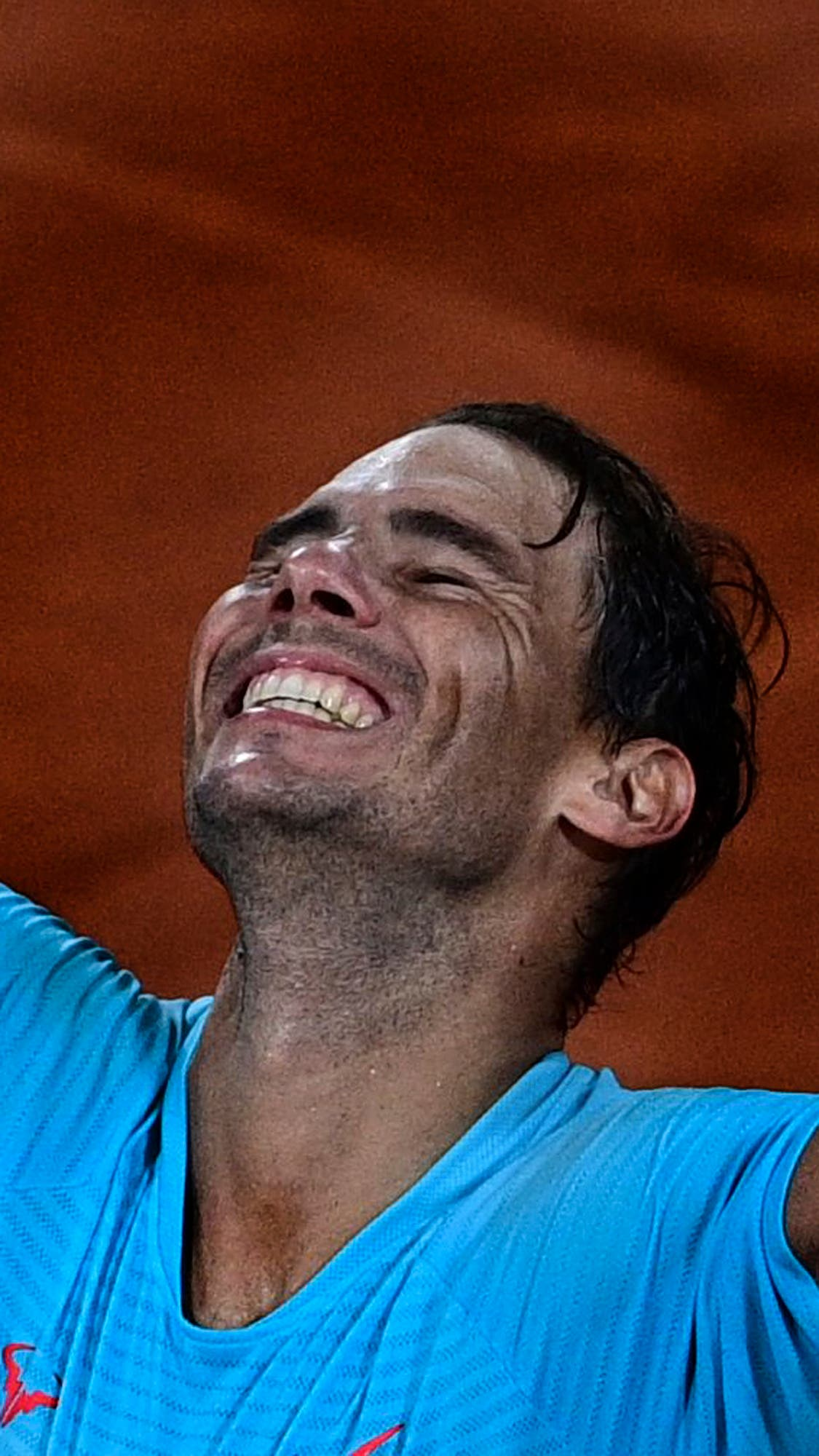 En fotos. El contundente triunfo de Rafa Nadal en Roland Garros