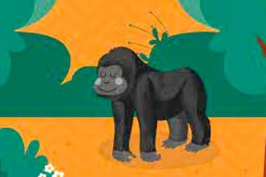Gorila Gorilón. El cuento que trajo polémica en Entre Ríos