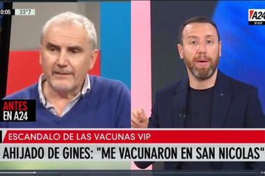 Pablo Humberto González, la diosa de Guinness González García, el exministro de salud
