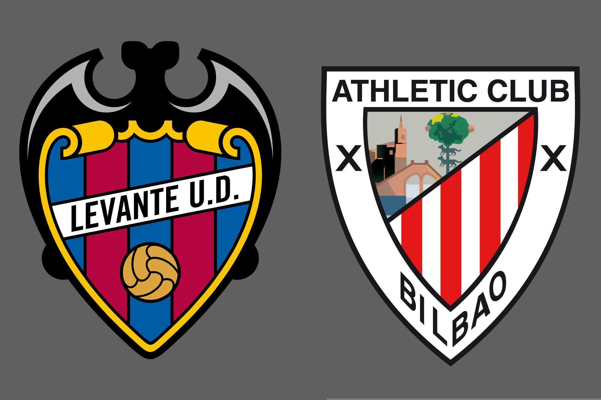 Liga de España: Levante y Athletic Club de Bilbao empataron 1-1