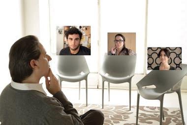Resultado de imagen para Terapia 2.0 del divan a las sesiones a través de internet