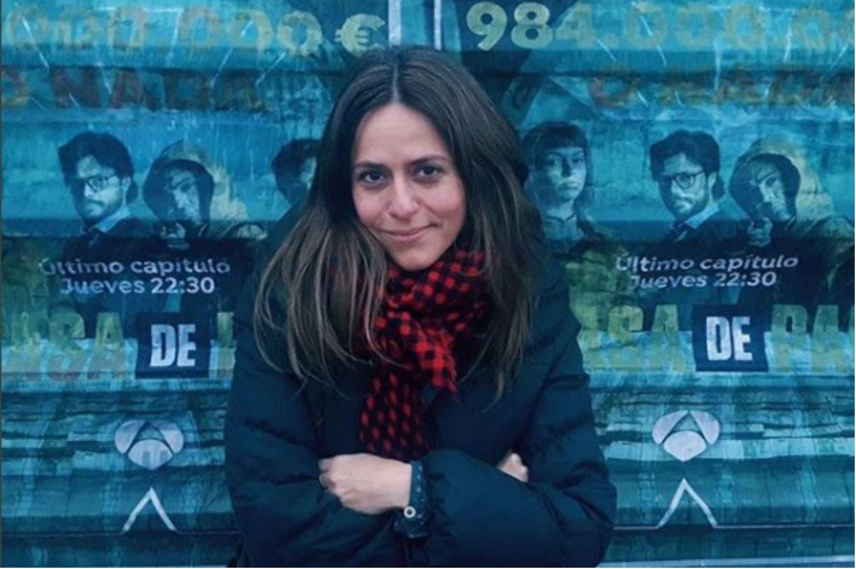 Actriz Porno Española Raquel itziar ituño, la actriz que generó un intento de boicot a la
