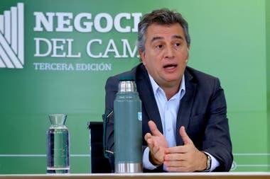 El ministro Luis Miguel Etchevehere señaló que la sequía, que hizo caer la producción con un impacto en la economía, puso de relieve el rol clave del sector