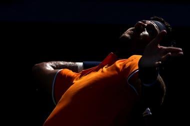 Del Potro buscará, ante Rafael Nadal, su segunda final en el US Open
