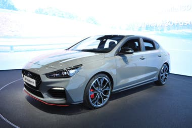 Hyundai i30 Fastback N Performance Pack