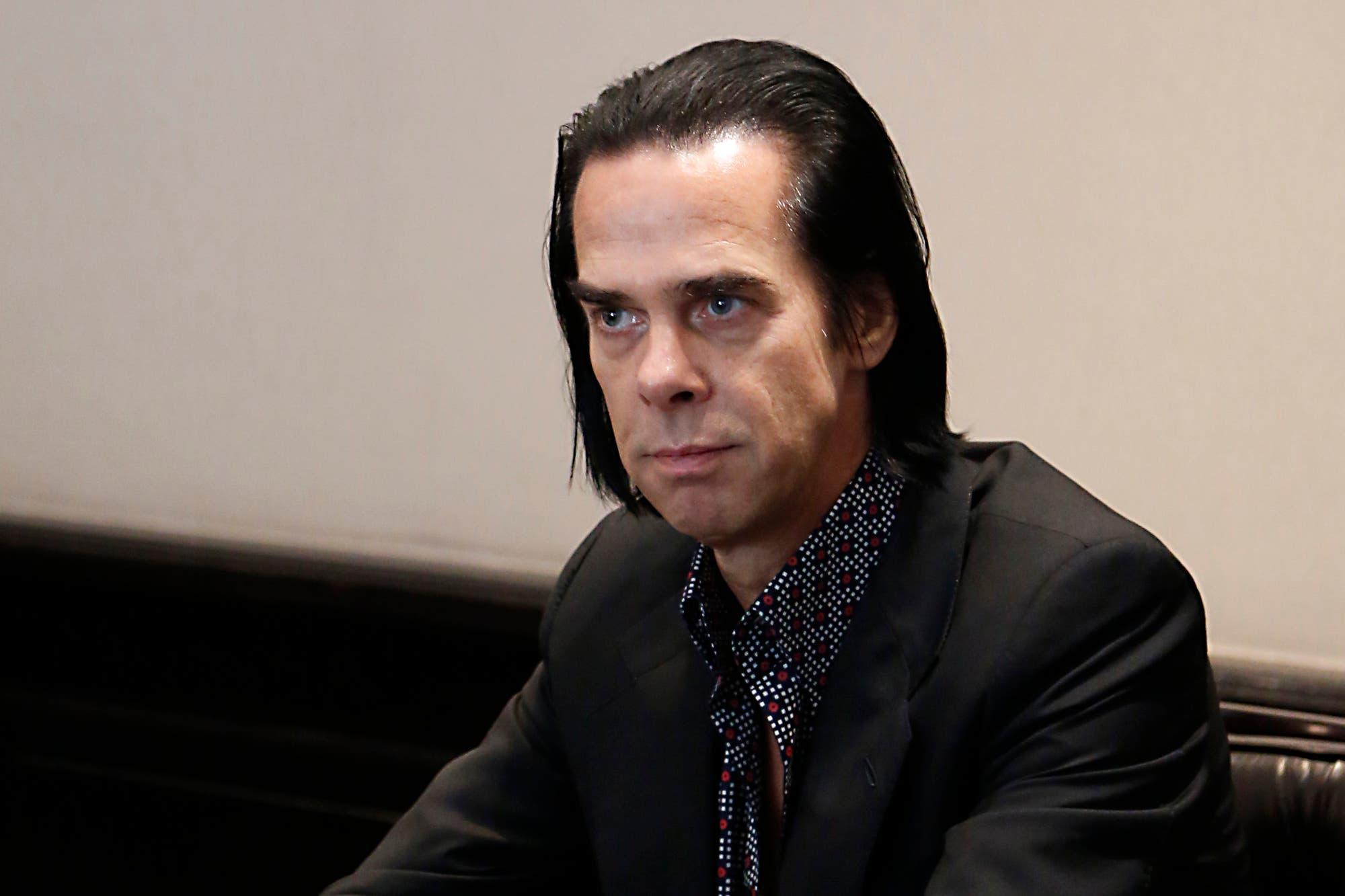 """Nick Cave: """"El espíritu de mi hijo camina en las canciones que he escrito"""""""