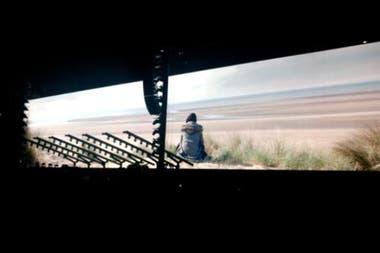 A la espera del primero de los dos shows que dará el músico en la Argentina, la pantalla atraviesa todo el campo y será una de las protagonistas de la noche