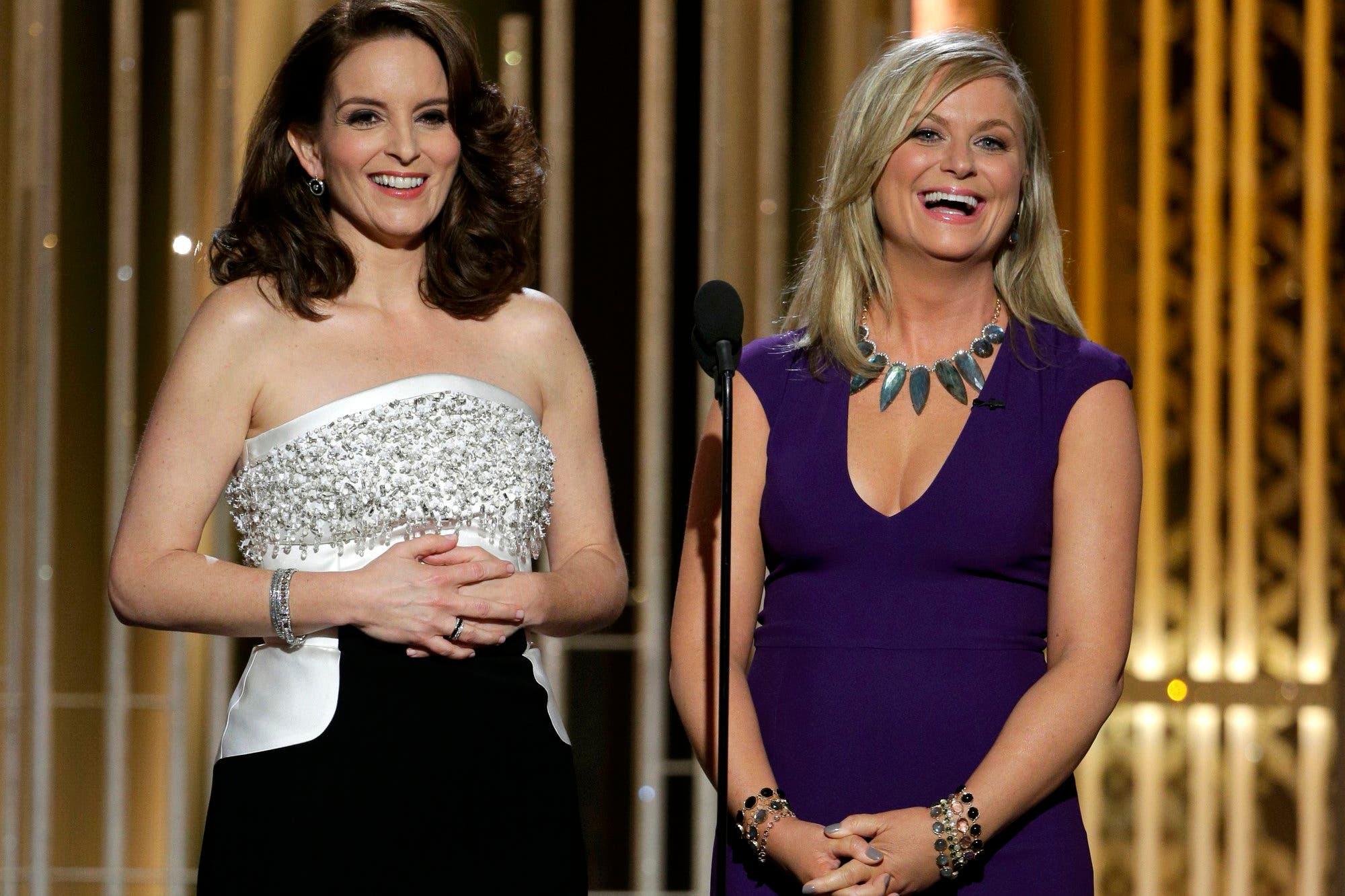 Amy Poehler Desnuda globos de oro: los diez mejores monólogos de la ceremonia