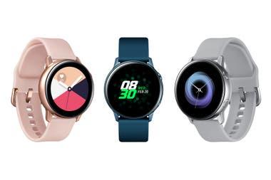 cb920fb2763c Galaxy Watch Active y Galaxy Fit  Samsung no abandona los relojes ni ...