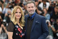 Kelly Preston y John Travolta recordaron a su hijo fallecido con una emotiva foto