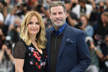 Kelly Preston Y John Travolta Recordaron A Su Hijo Fallecido Con Una