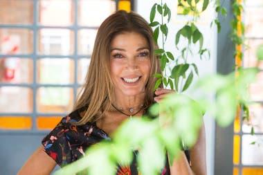 Catherine Fulop, con 20 años de residencia en el país es la madrina de los artistas venezolanos