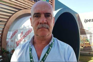 Héctor Malinarich, de IpesaSilo en Brasil