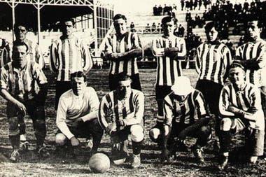 El seleccionado argentino que disputó el primer Sudamericano de la historia