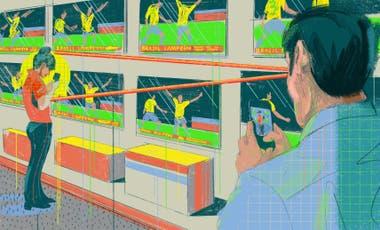 Intrigas de un trabajo atípico: el comprador camuflado, que juega a parecerse a cualquiera de nosotros