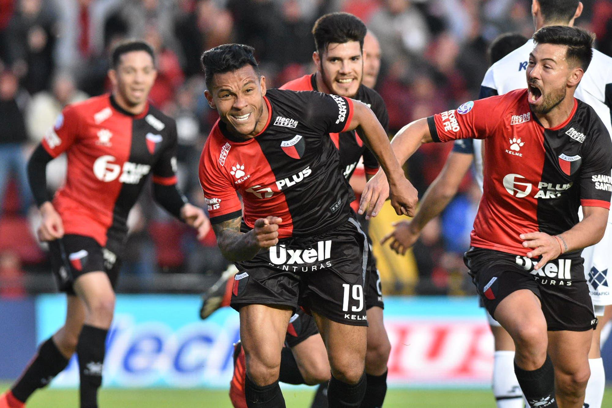 Colón-Gimnasia, por la Superliga: el Sabalero revivió con los goles de Wilson Morelo