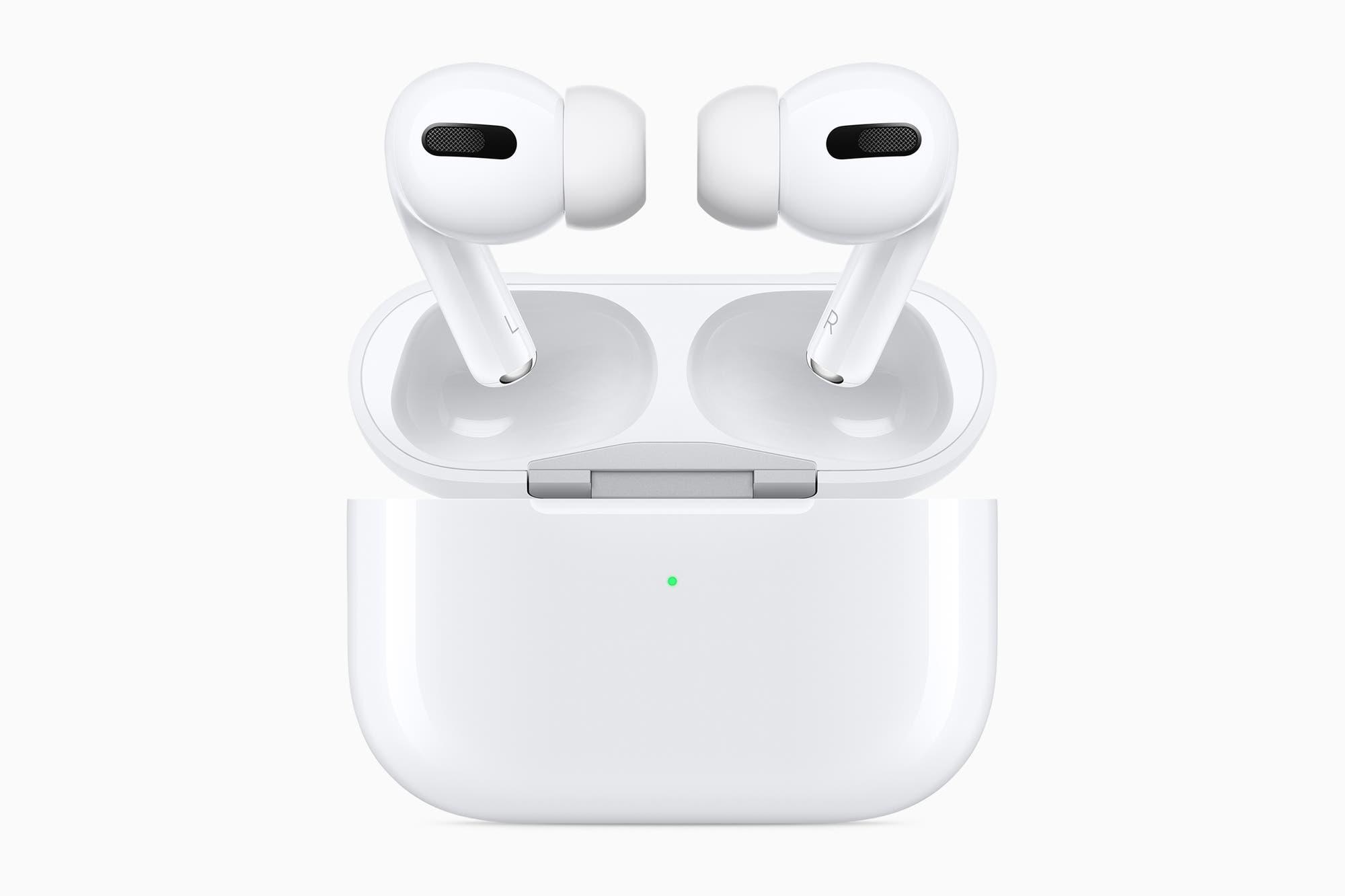 Apple AirPods Pro: así son los nuevos auriculares inalámbricos con cancelación de ruido