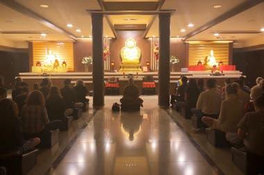 El monasterio budista Fo Guang Shan