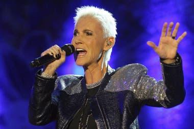 Marie Fredriksson, la cantante del duo sueco Roxette, tenía 61 años