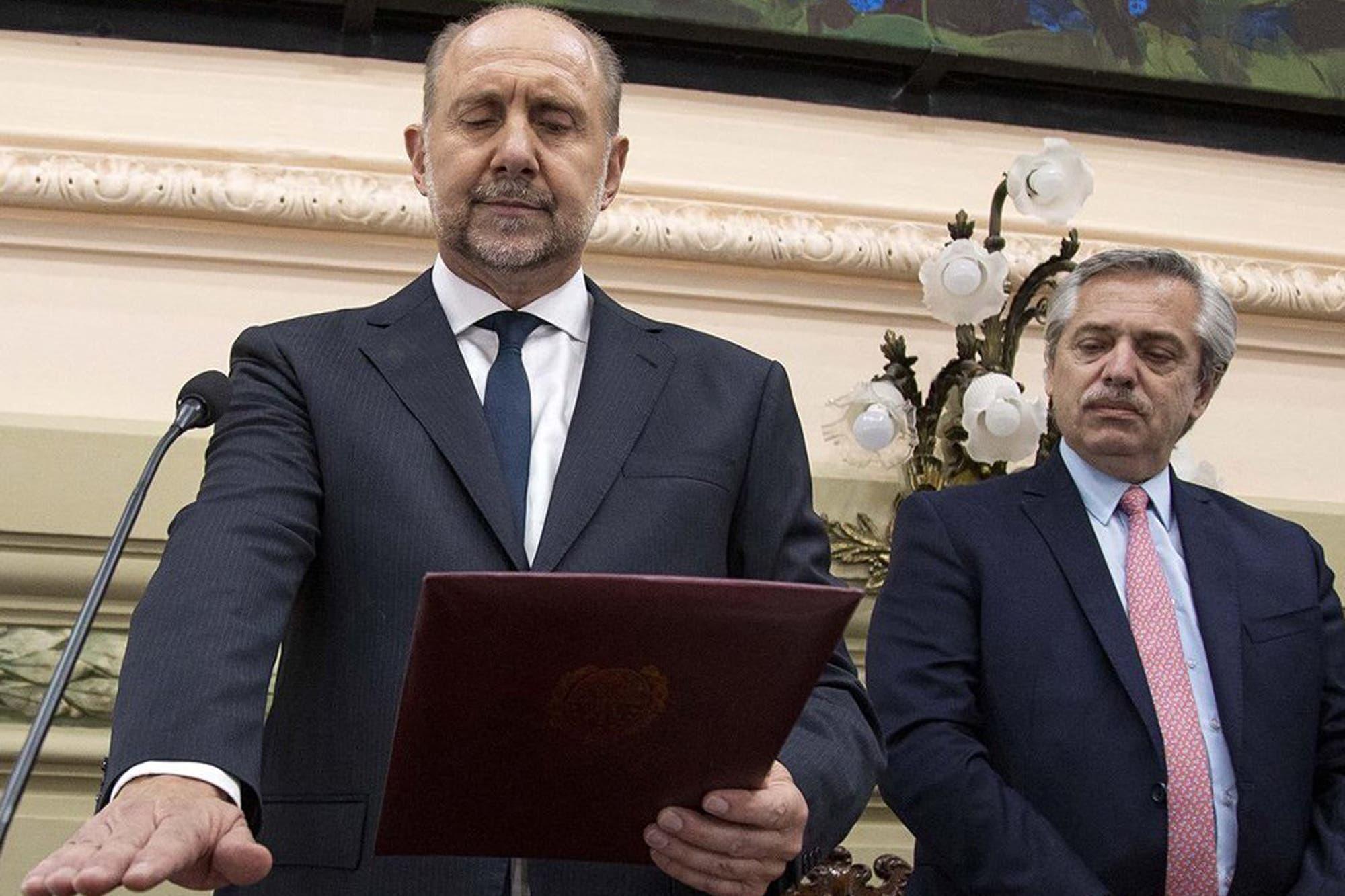 """Alberto Fernández repudió el ataque contra Omar Perotti: """"No debemos tolerar a los violentos"""""""