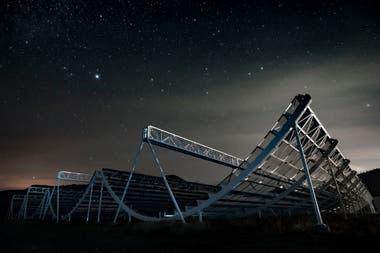 El radiotelescopio canadiense que captó las señales de radio