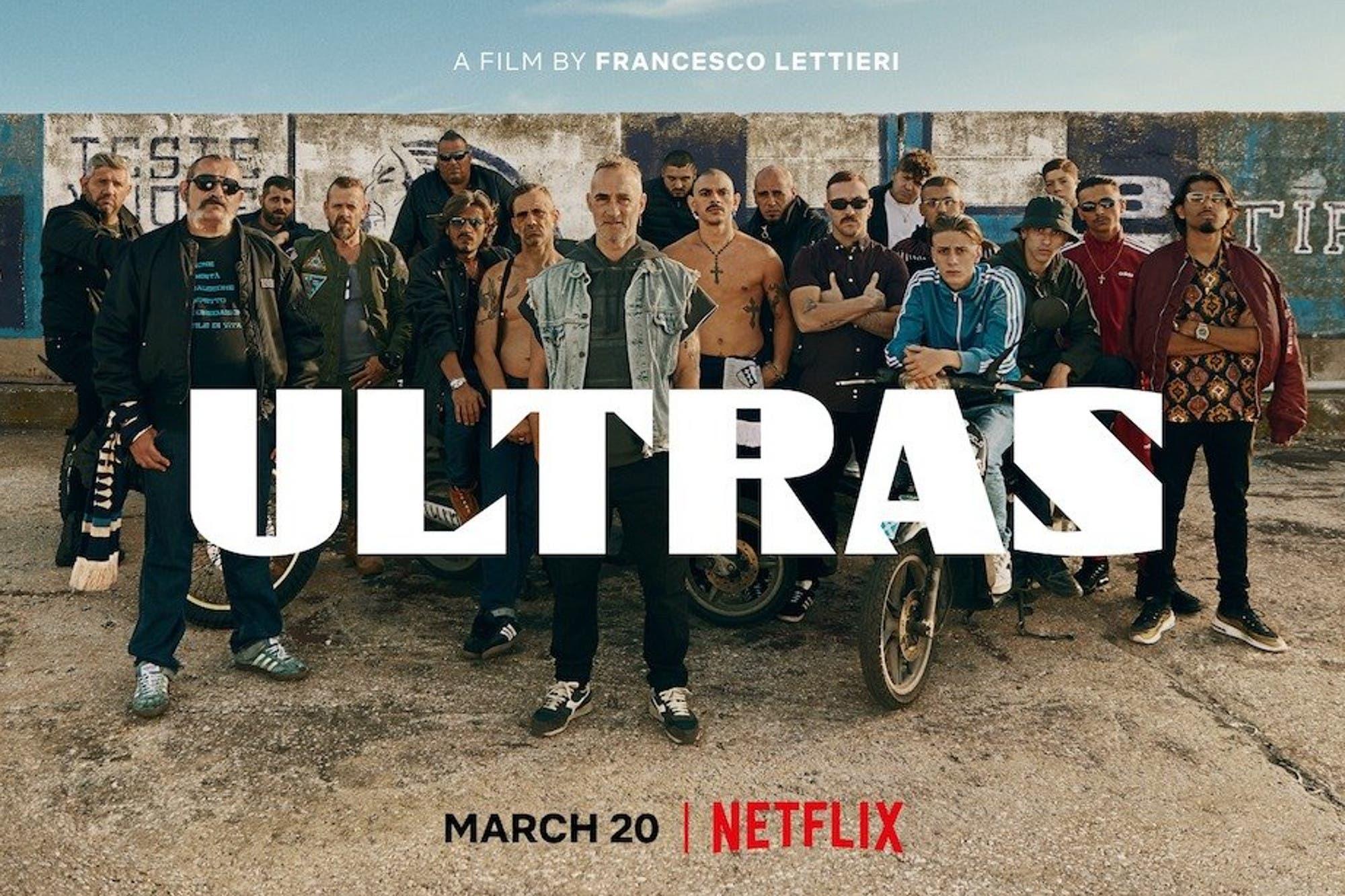 """Maradona, Nápoles y """"ultras"""": la cultura del aguante 'alla italiana' en Netflix"""