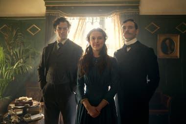 Los herederos del creador de Sherlock Holmes entienden que la película, así como los libros de Springer en los que se basa (que la familia desconocía hasta que se convirtió en film) violan el copyright del personaje de Doyle